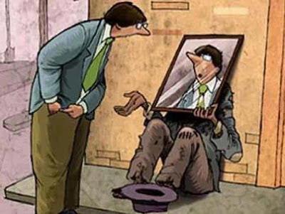 amar al prójimo como a uno mismo - reflexiones