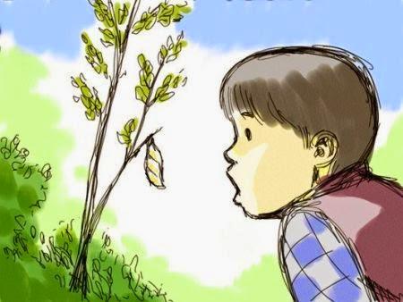 Reflexiones - La Mariposa