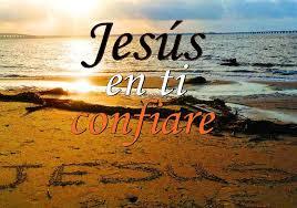 En ti confío Jesús