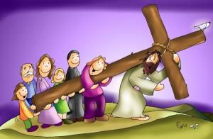 reflexione cristianas cortas aceptar la cruz