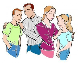 padres y adolescentes