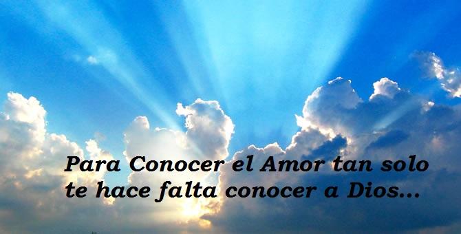 Reflexiones Sobre El Amor A Dios Y Al Projimo