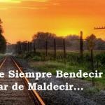 La Maledicencia – Reflexiones y Motivación